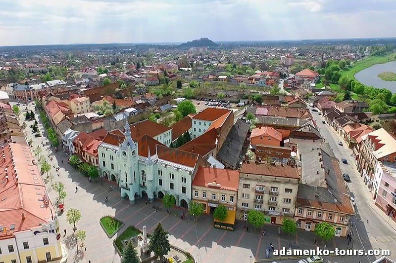 Мукачево, обзорная экскурсия