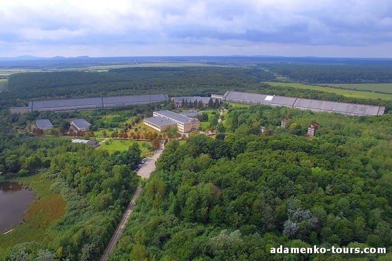 """Військовий радар """"Дніпро"""" РЛС Шипка"""