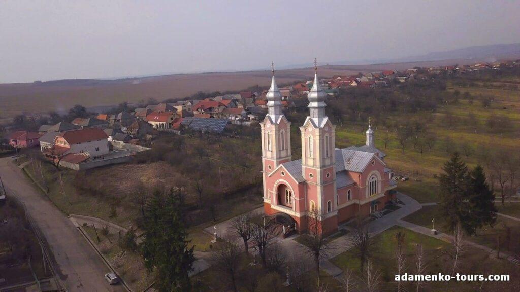Доробратовская церковь.