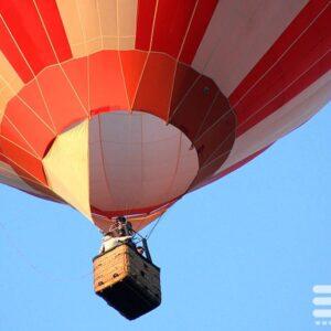 Політ на повітряній кулі