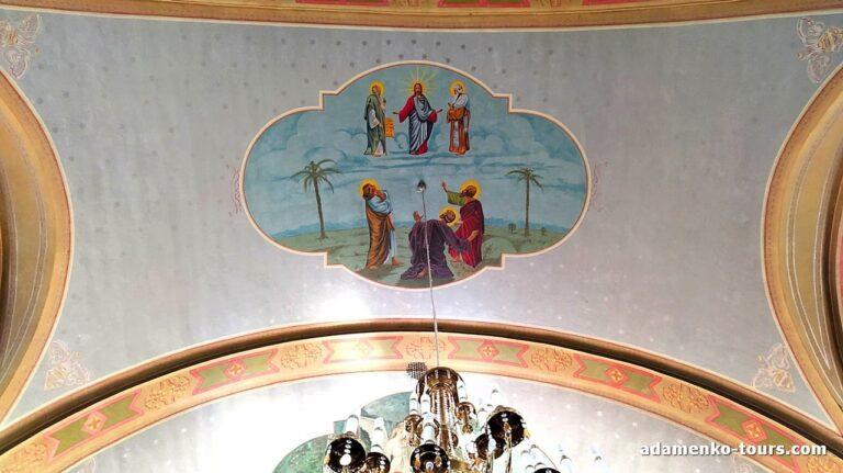 Доробратовская церковь. Интерьер