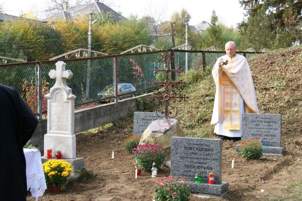 Доробратовская церковь. Мемориал