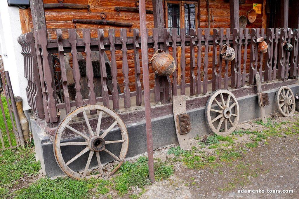 Белки. Магазин-музей У Рацина