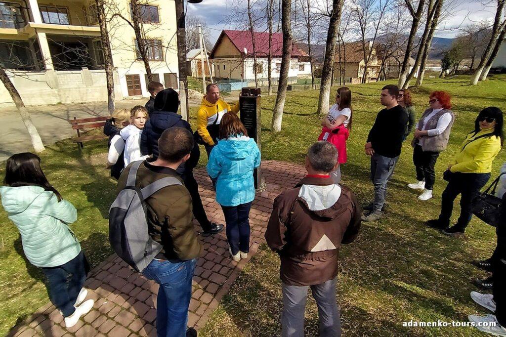 Белки. Памятник холокосту.